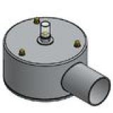 Предохранительные клапаны  с направленным выбросом