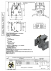 Газовое реле RA-3-4/NA BF80Q